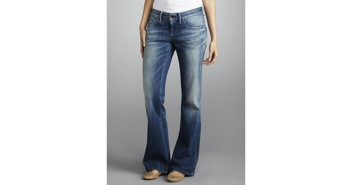 G-Star RAW Midge Straight Leg Jeans Dark Aged Womens Jeans Jeans for Women COLOUR-dark aged