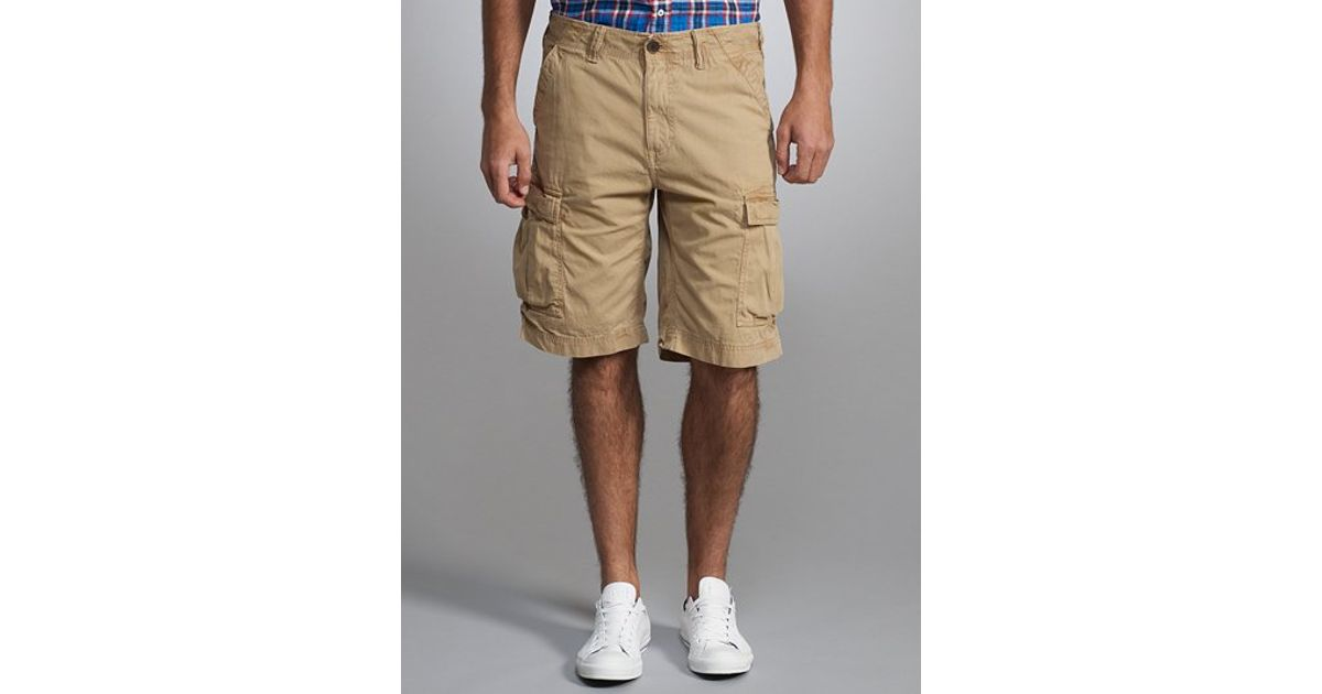 e483d6af71 Timberland Cargo Shorts Khaki in Green for Men - Lyst