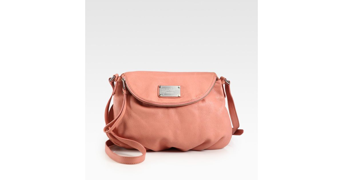 4eedc3401d Marc By Marc Jacobs Classic Q Natasha Bag in Pink - Lyst