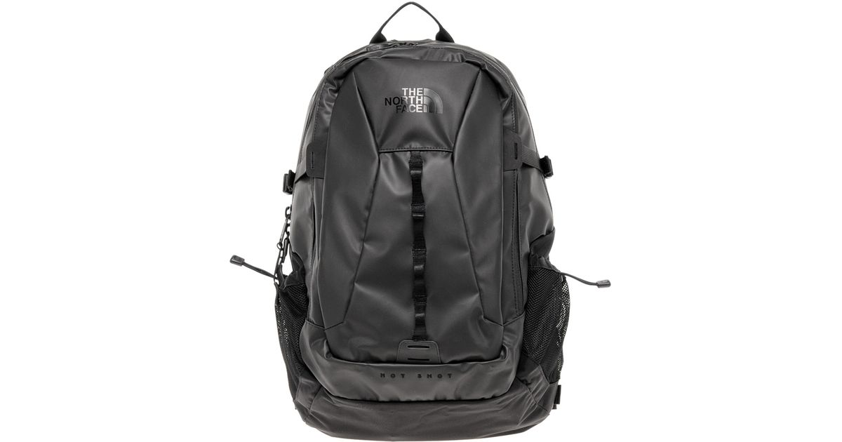 0fdae119b The North Face Camp Hot Shot Backpack in Black for Men - Lyst