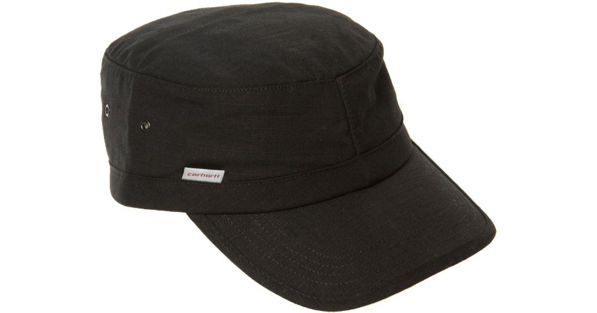 Lyst - Carhartt Carhartt Army Cap in Black for Men 1b2ba69e5