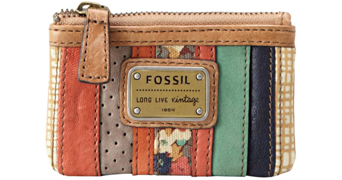 fossil emory coin purse