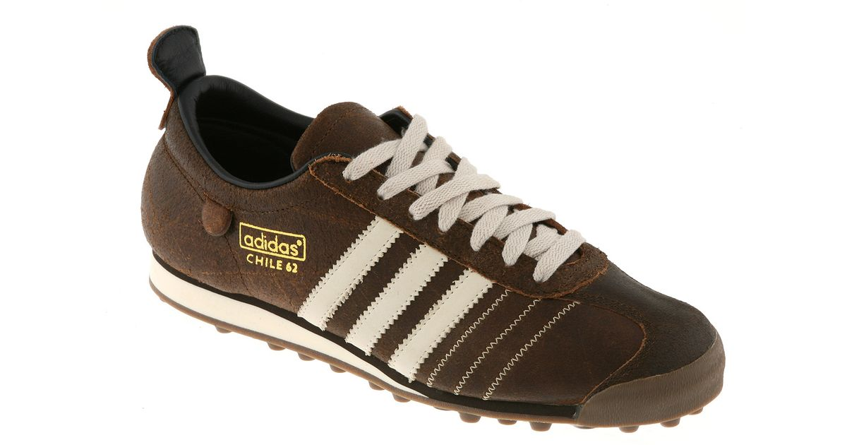Adidas Brown Chile 62 Coffeebone for men