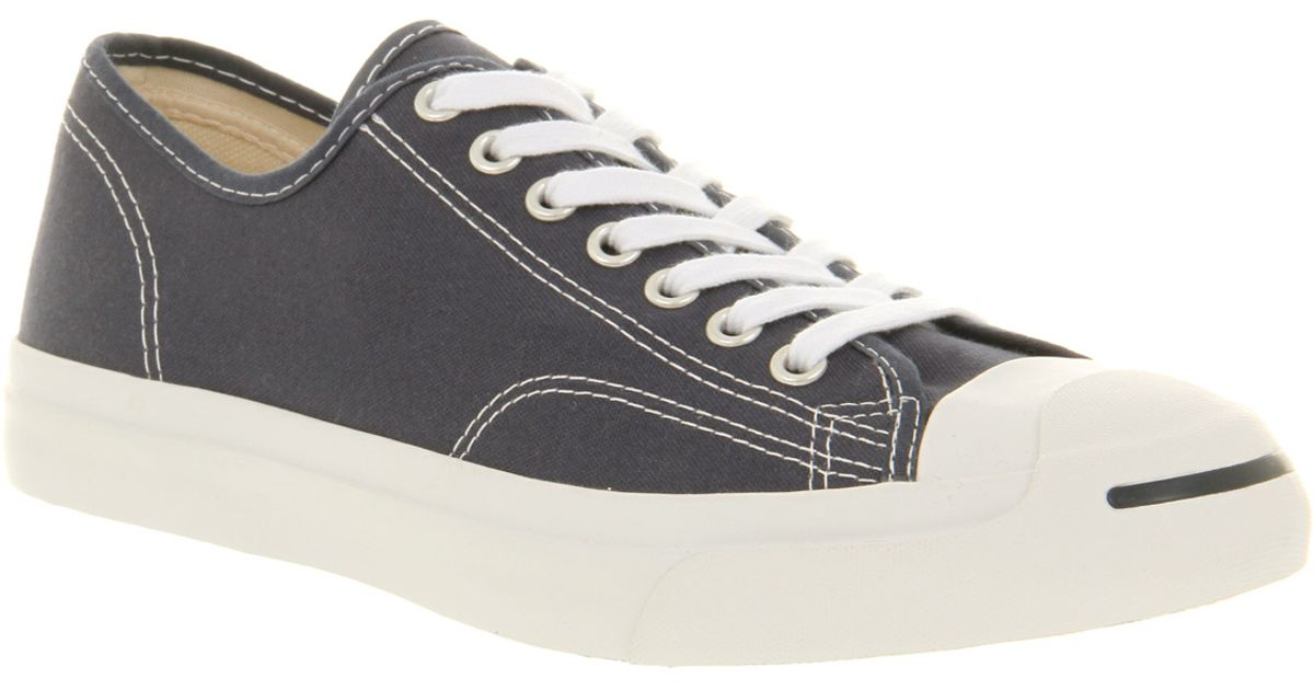 402234b307ac Lyst - Converse Jack Purcell Ltt Athletic Navy in Blue for Men