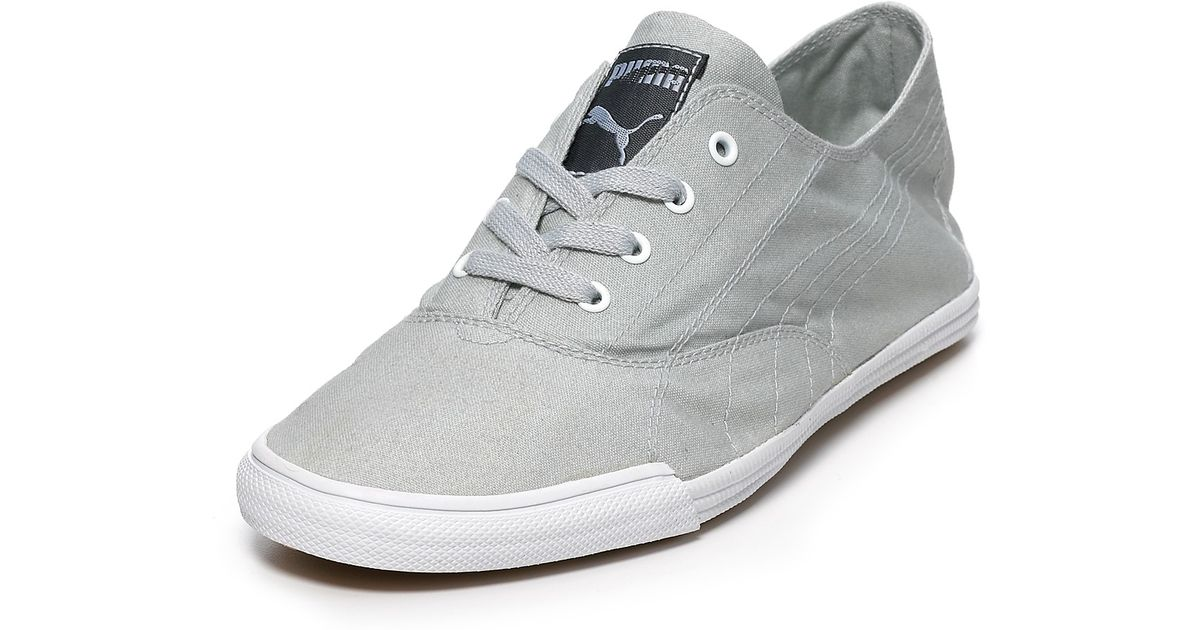 PUMA Tekkies Sneakers in Gray for Men - Lyst