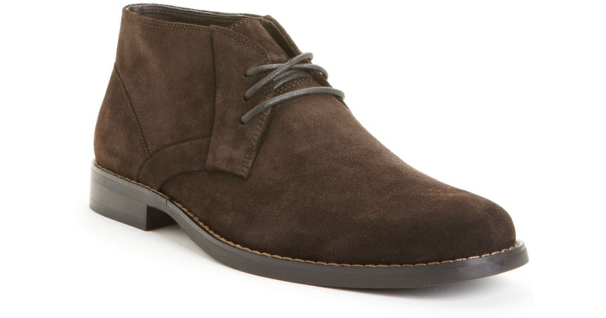 Calvin Klein Scott Chukka Boots in