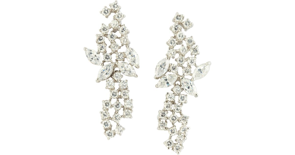 studs gold cubic stud diamond zirconia il listing earrings cz