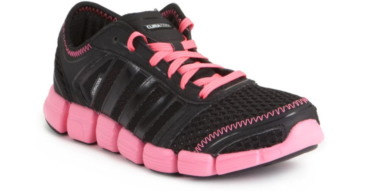 Adidas Black Climacool Oscillation Sneakers