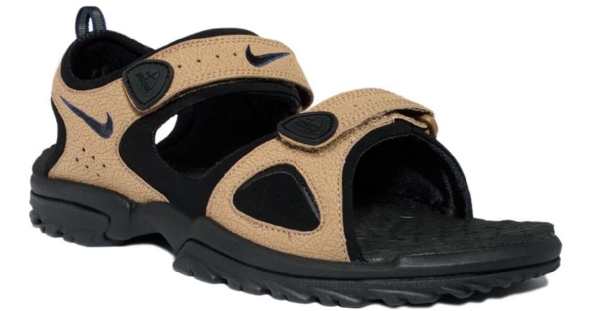 ad1264542817 Lyst - Nike Santiam Ii Sport Sandal in Brown for Men