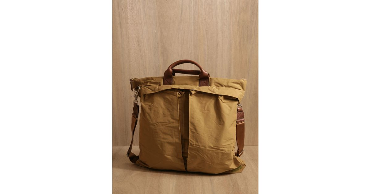Hobo Brown All Weather Bag For Men