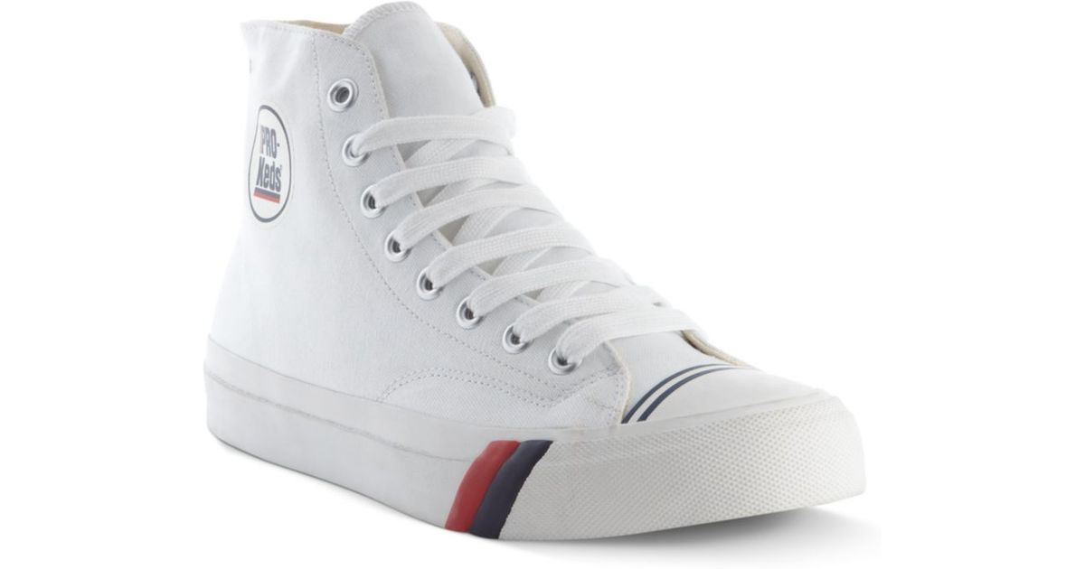 Keds Royal Hi Top Canvas Sneakers in