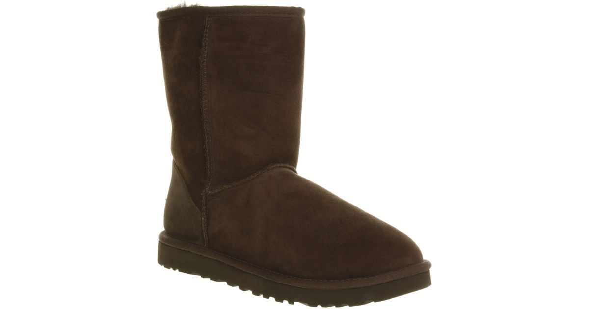 a3f978a869eb UGG Boot Chocolate Suede in Brown for Men - Lyst