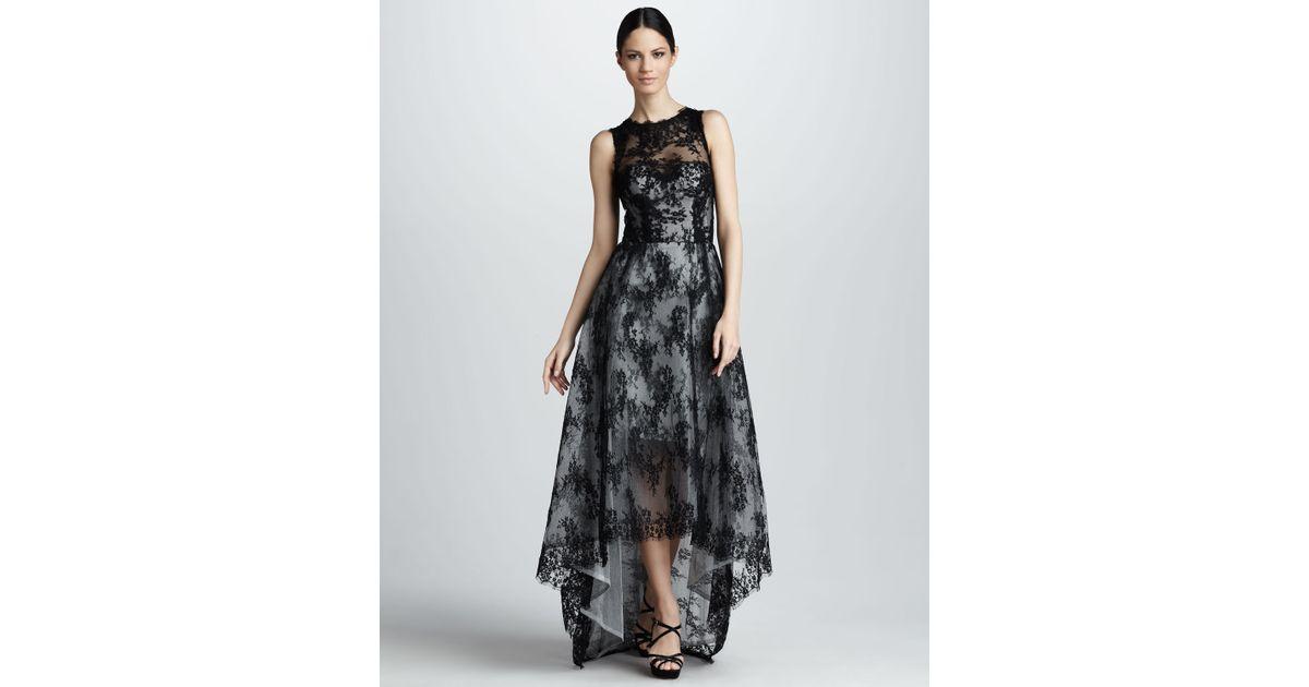 Sleeveless Lace Dresses