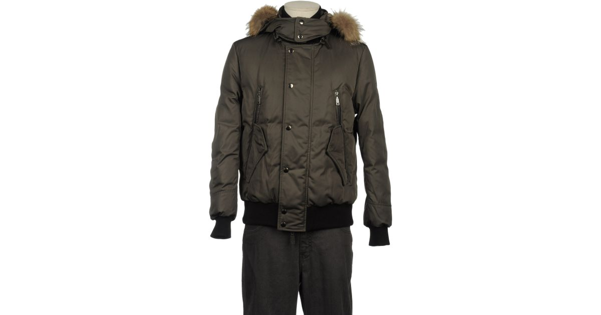 new style 4587e be1ee Richmond X Brown Down Jacket for men