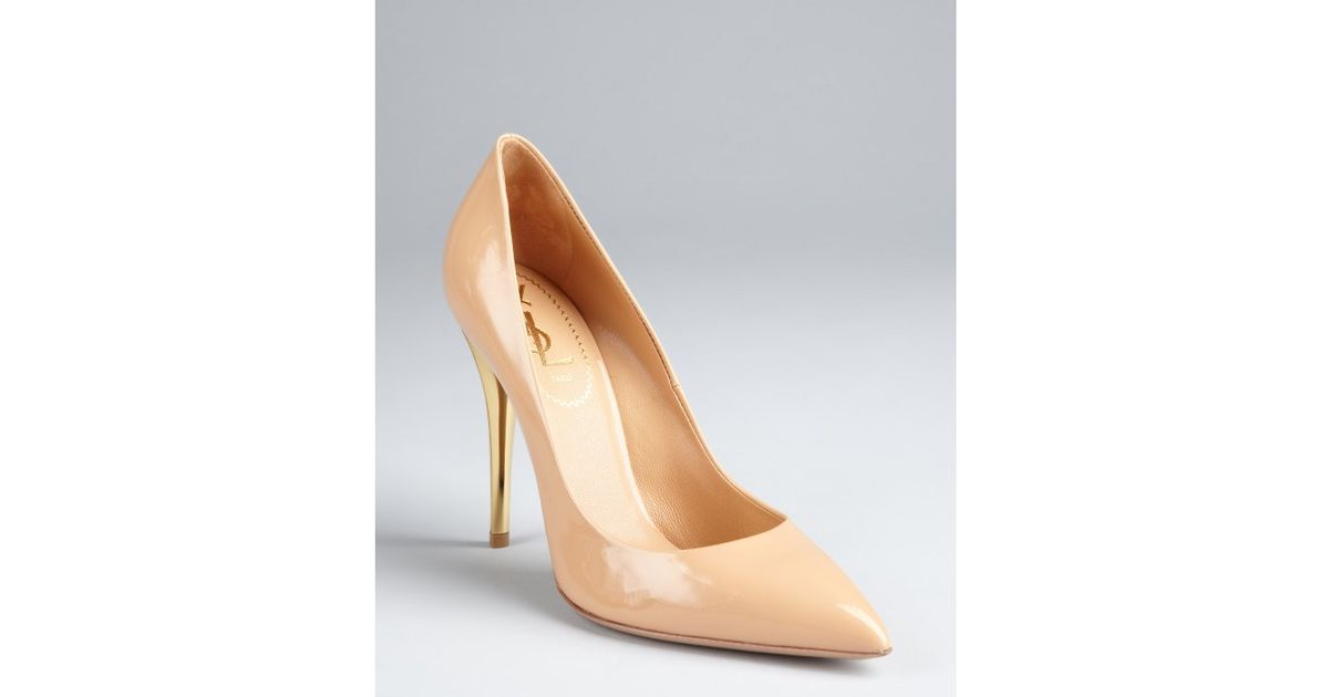 free shipping cheap price Yves Saint Laurent Leather Pointed-Toe Mules buy cheap pay with paypal limited edition cheap online cheap 100% guaranteed for sale cheap price from china QvhFHnIH0