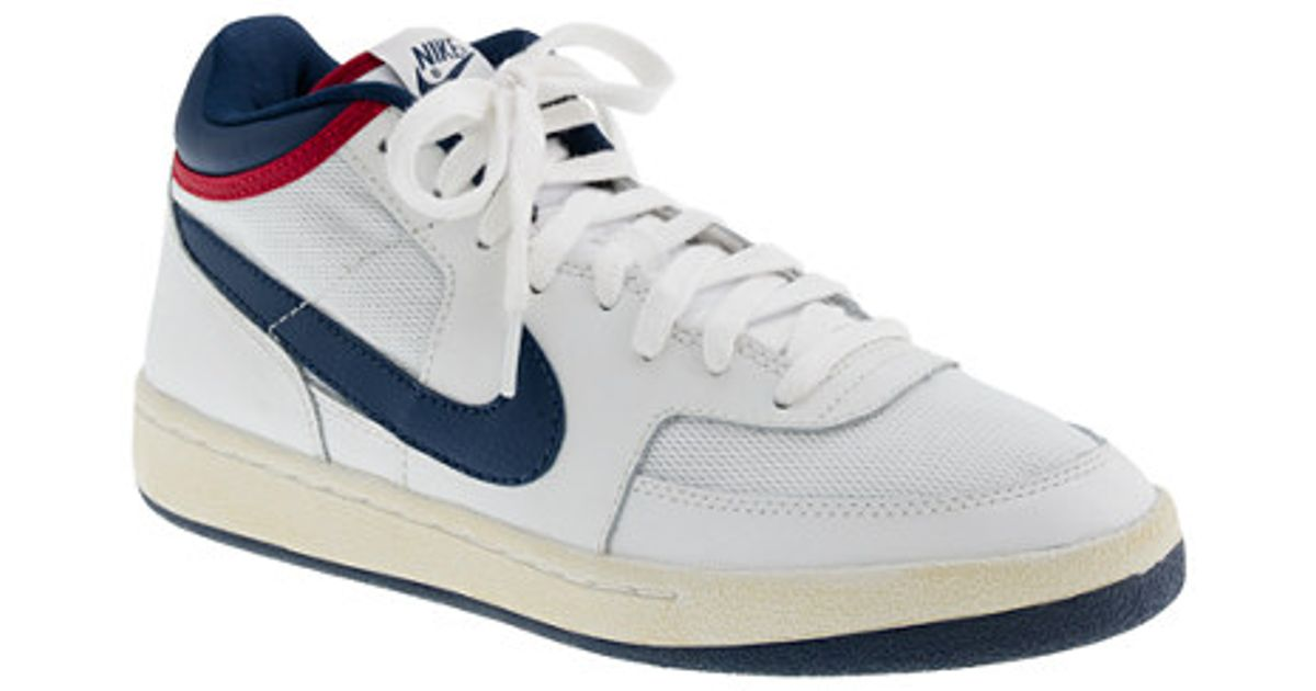 Challenge Court Sneakers in White