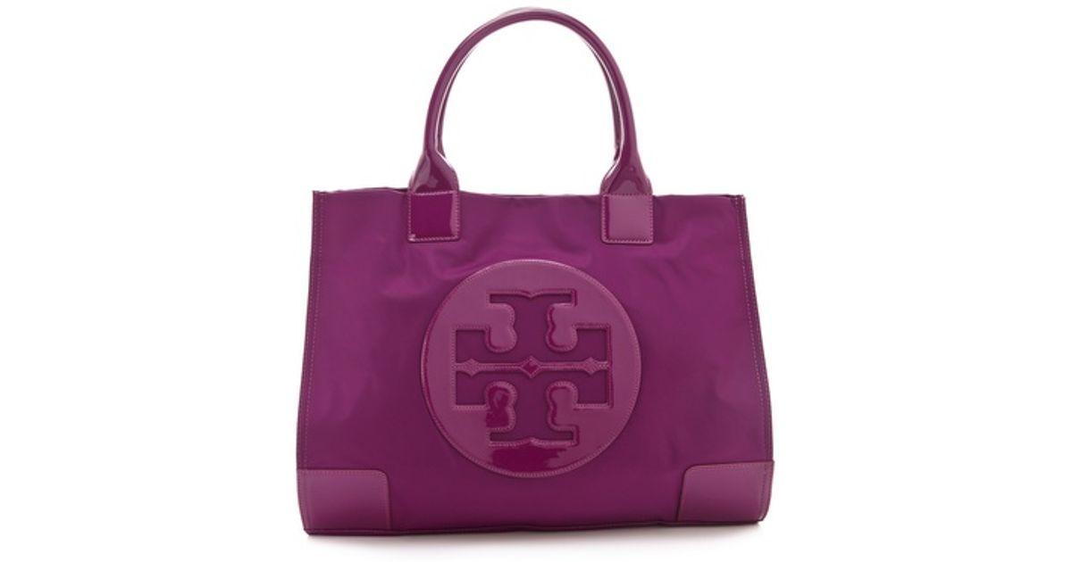 b82a2ef9c2a7 Tory Burch Purple Handbag - Foto Handbag All Collections ...