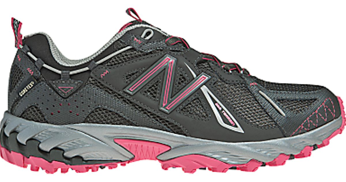 taille 40 bbf30 6fd06 New Balance Gray New Balance 610 Gtx Womens Trail Running Shoes Blackpink