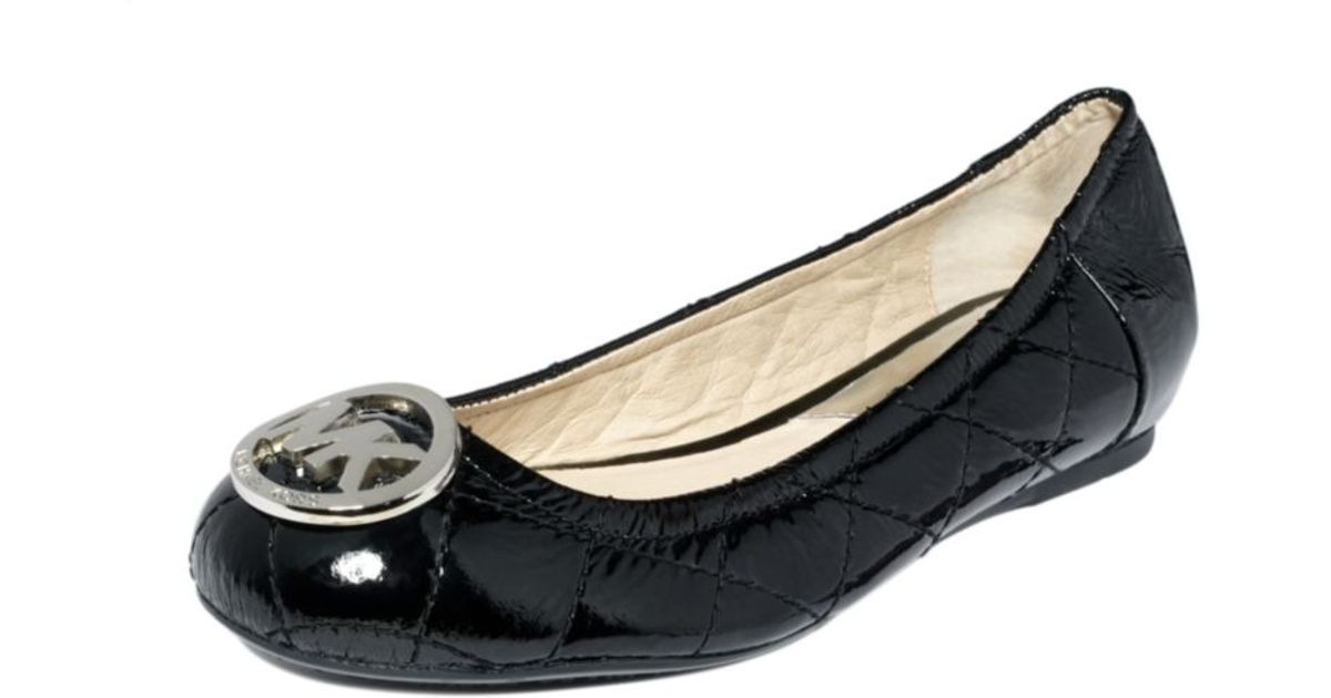 Michael Kors Fulton Quilted Ballet