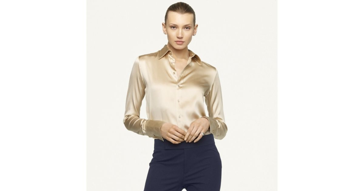 Charmeuse Shirt
