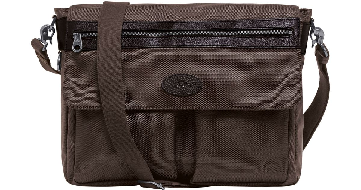 78c390e93c ... spain lyst mulberry henry laptop messenger bag in brown for men 0a5bf  fbfc9