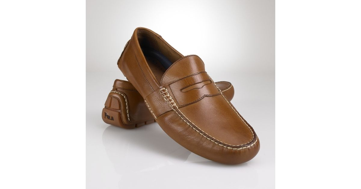 Polo Ralph Lauren Telly Penny Loafer in