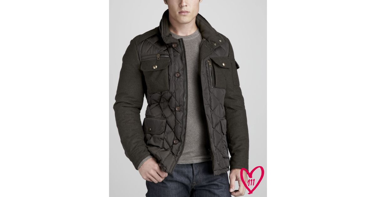 moncler x bergdorf goodman 111th aniversary rodriguez field jacket