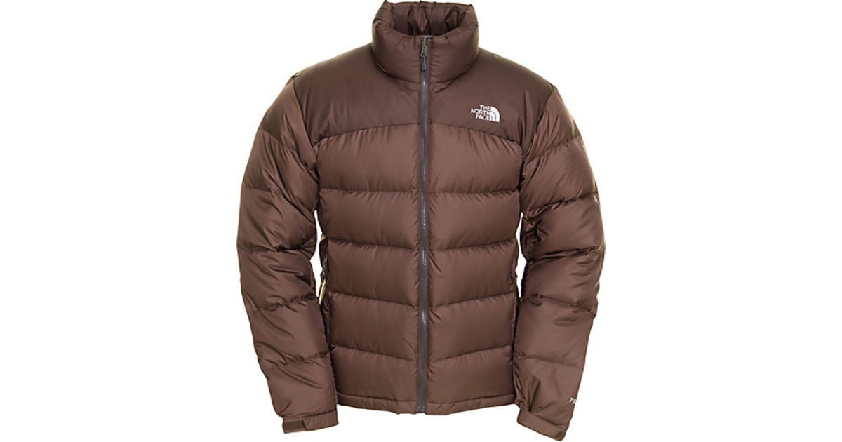 ba84b767119a The North Face The North Face Mens Nuptse 2 Jacket Bittersweet Brown in  Brown for Men - Lyst