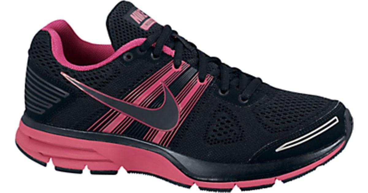 Patrocinar Redondear a la baja Santo  Nike Nike Air Pegasus 29 Womens Cushioned Running Shoes in Black - Lyst
