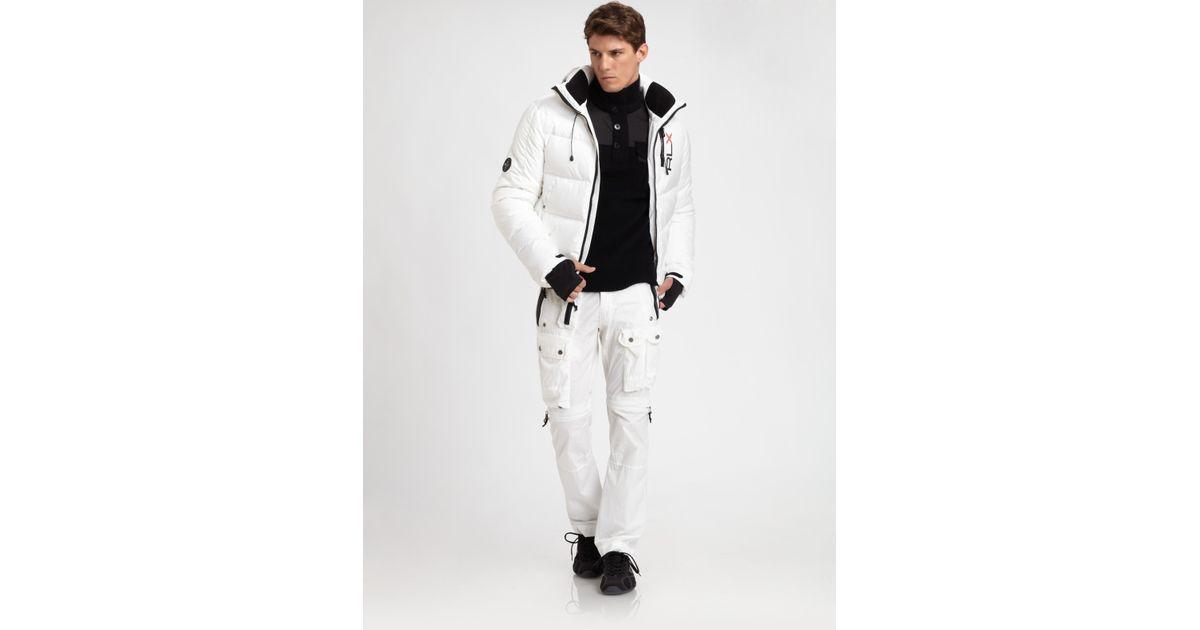 Rlx jacket white dress