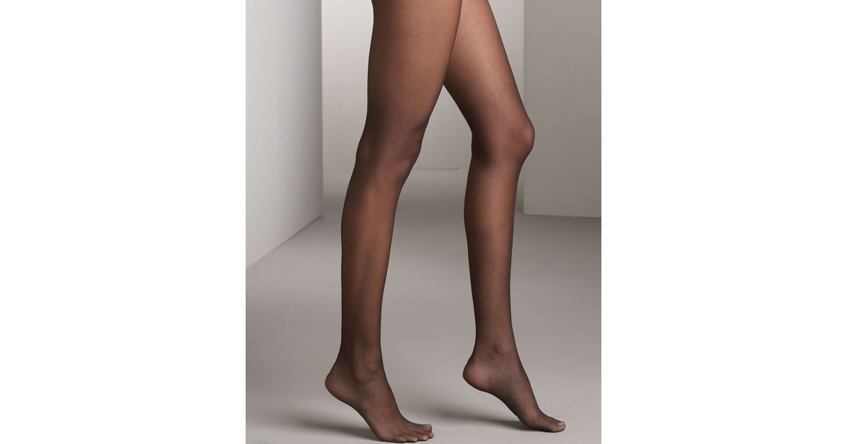 68cde0c97ed Wolford Luxe 9 Tights - Lyst