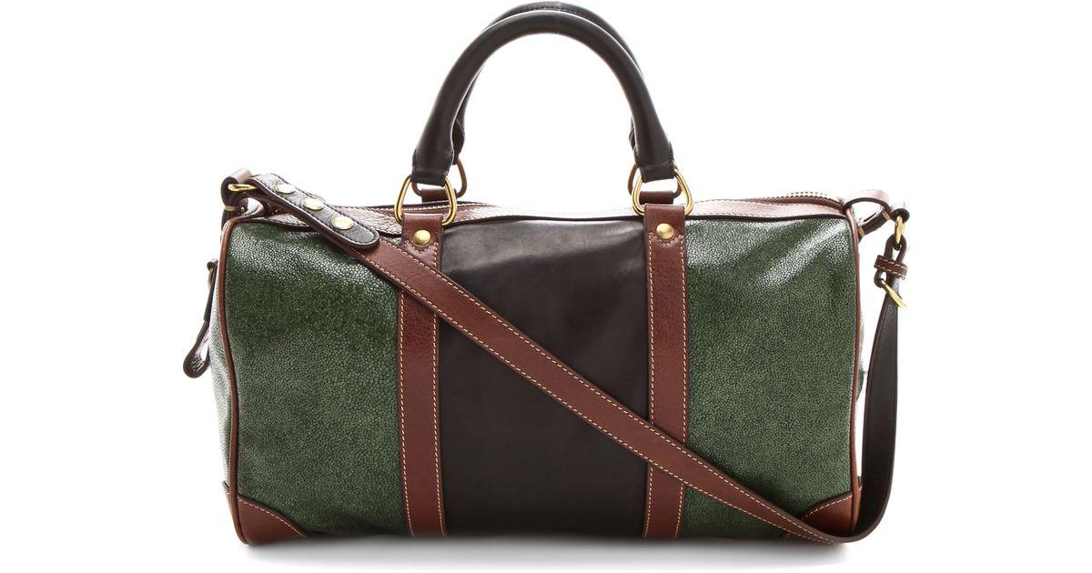 Lyst - Club Monaco Jane Mayle Stingray Bag in Green 696ec50d80cd9