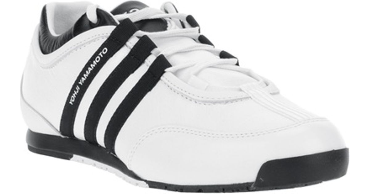 Y-3 Y3 Boxing Trainer in White for Men
