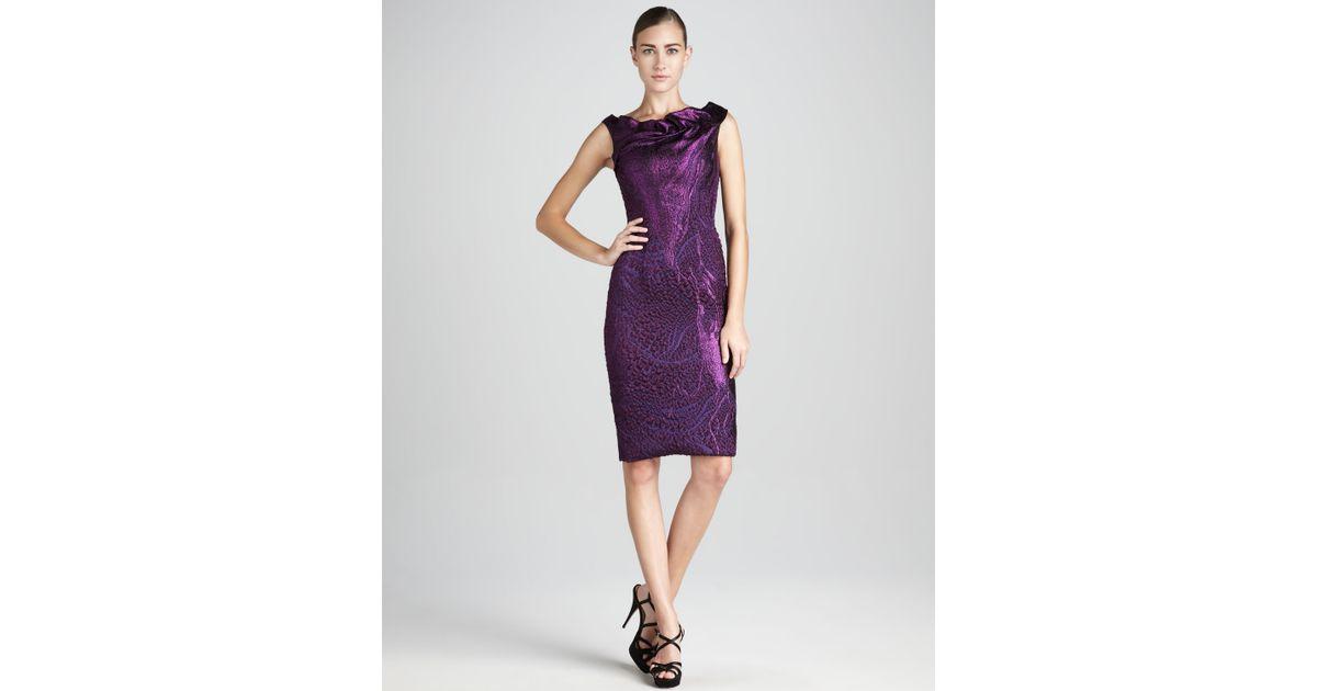 Amethyst Cocktail Dresses