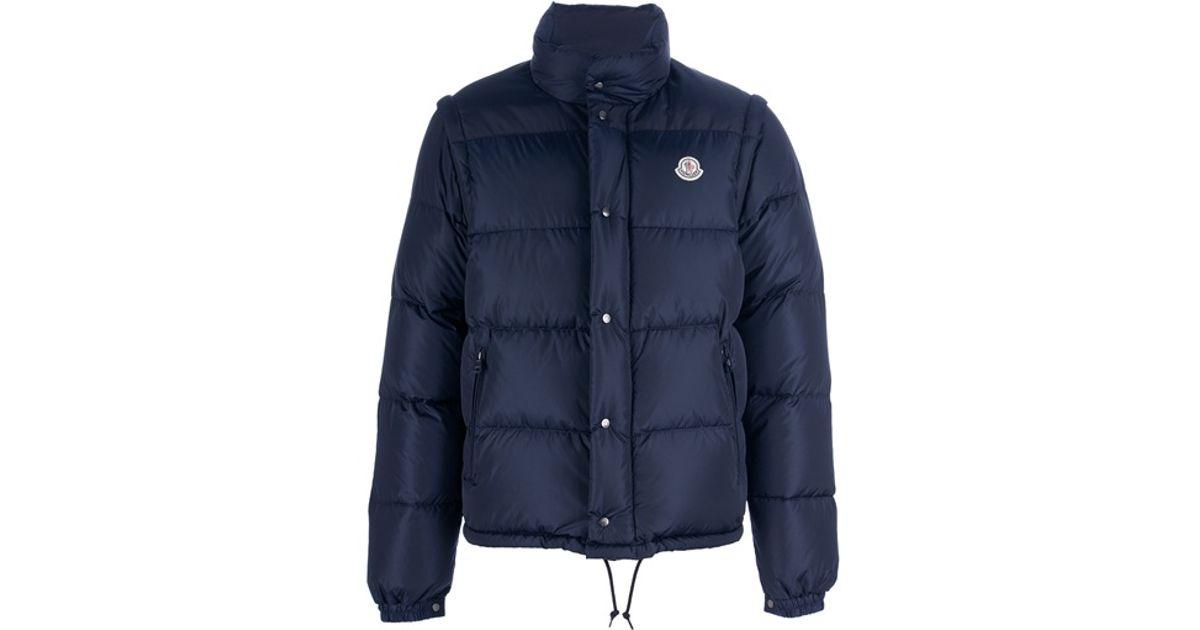 990690328619 Moncler Andersen Parka in Blue for Men - Lyst