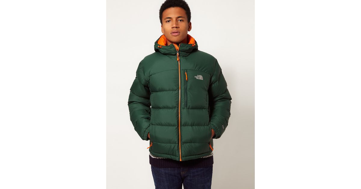 fbdf2621f The North Face The North Face Argento Hooded Jacket Noah Green for men
