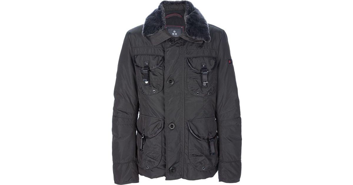 huge selection of 8002b e5e27 Peuterey Natural Miro Yd Jacket for men