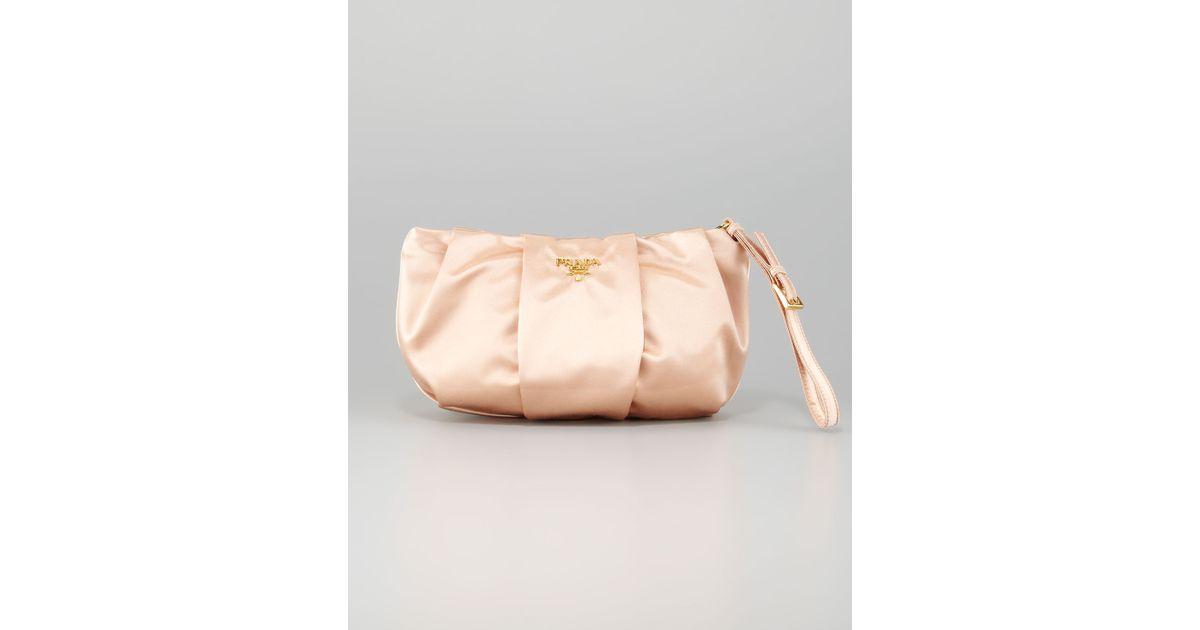 prada cheap bags - prada satin minaudiere, prada online shop deutschland