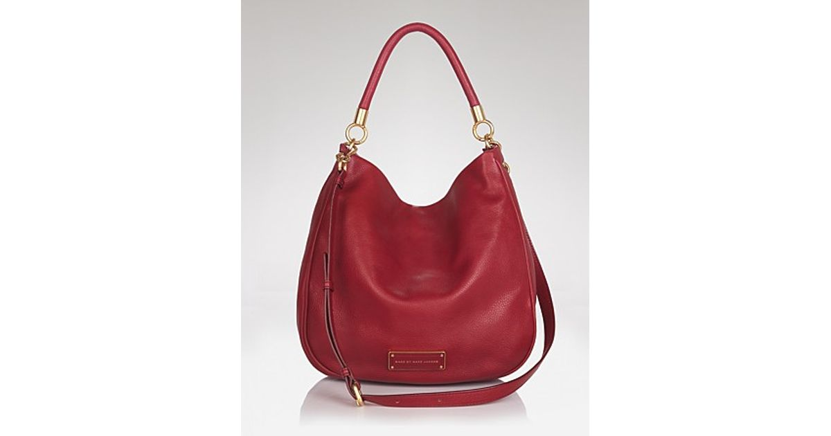 0c398916c0946 Lyst - Hobo Marc By Marc Jacobs Too Hot To Handle in Red