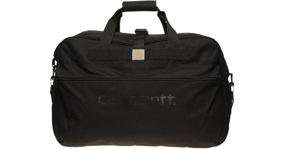 Carhartt Weekend Bag in Black for Men | Lyst