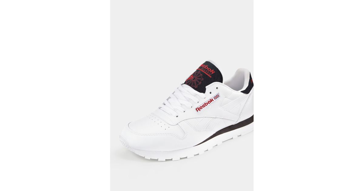 reebok classic leather trainers 49799