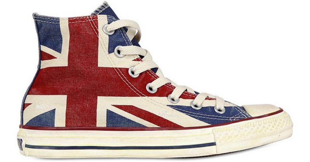 converse uk flag