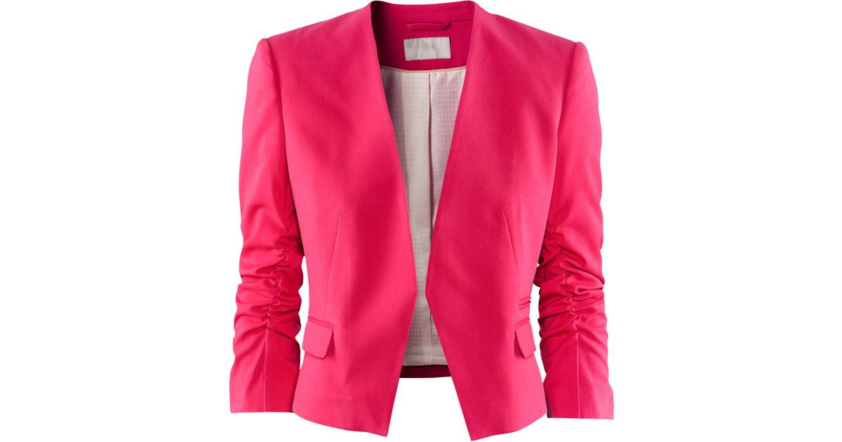 Lyst - H&m Jacket in Pink