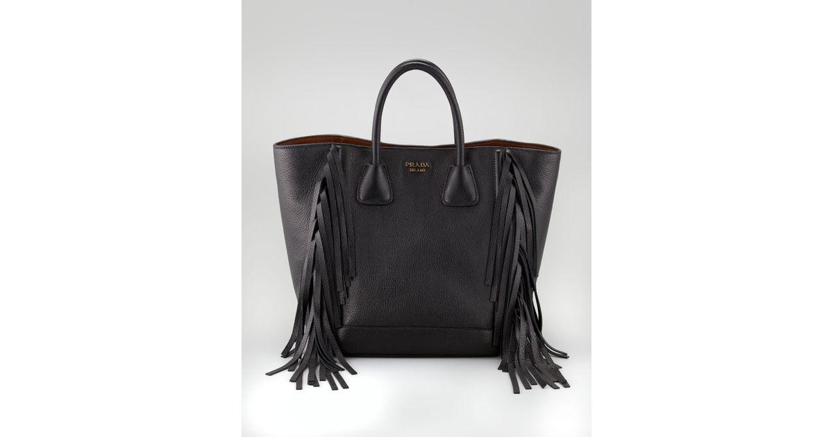 prada handbag blue - prada bag with fringe