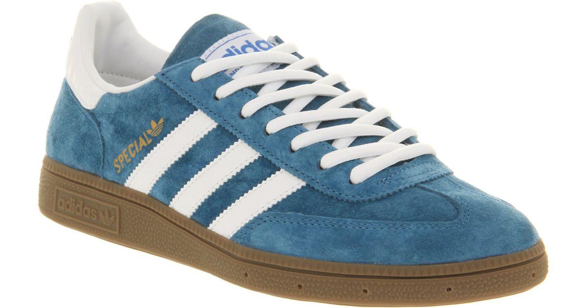 adidas Spezial Blue Running White for