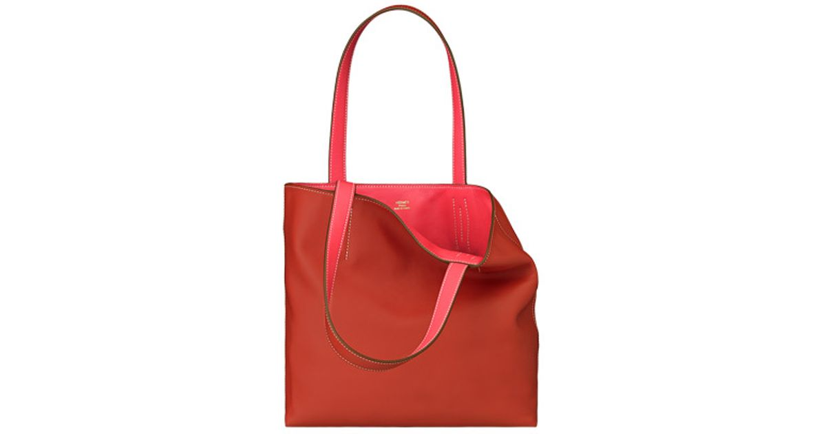 hermes Dogon Duo ruby womens