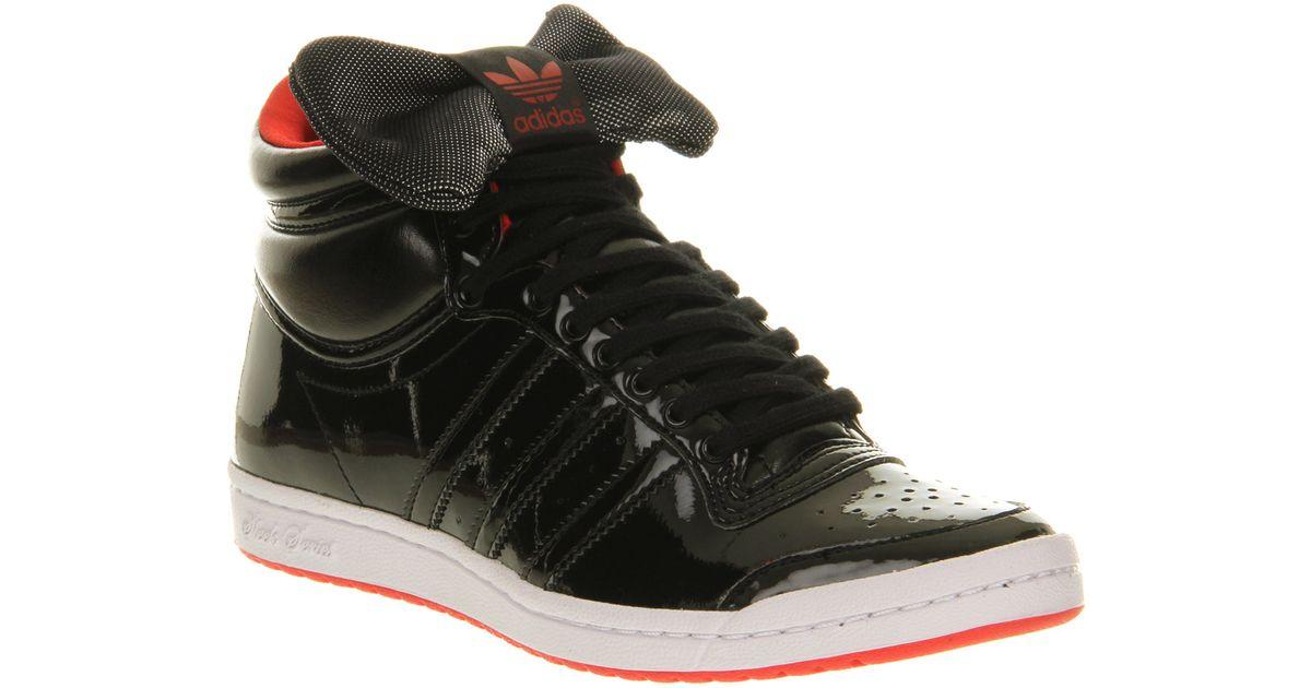 Adidas Originals Top Ten Hi Sleek Bow Mens Adidas Running