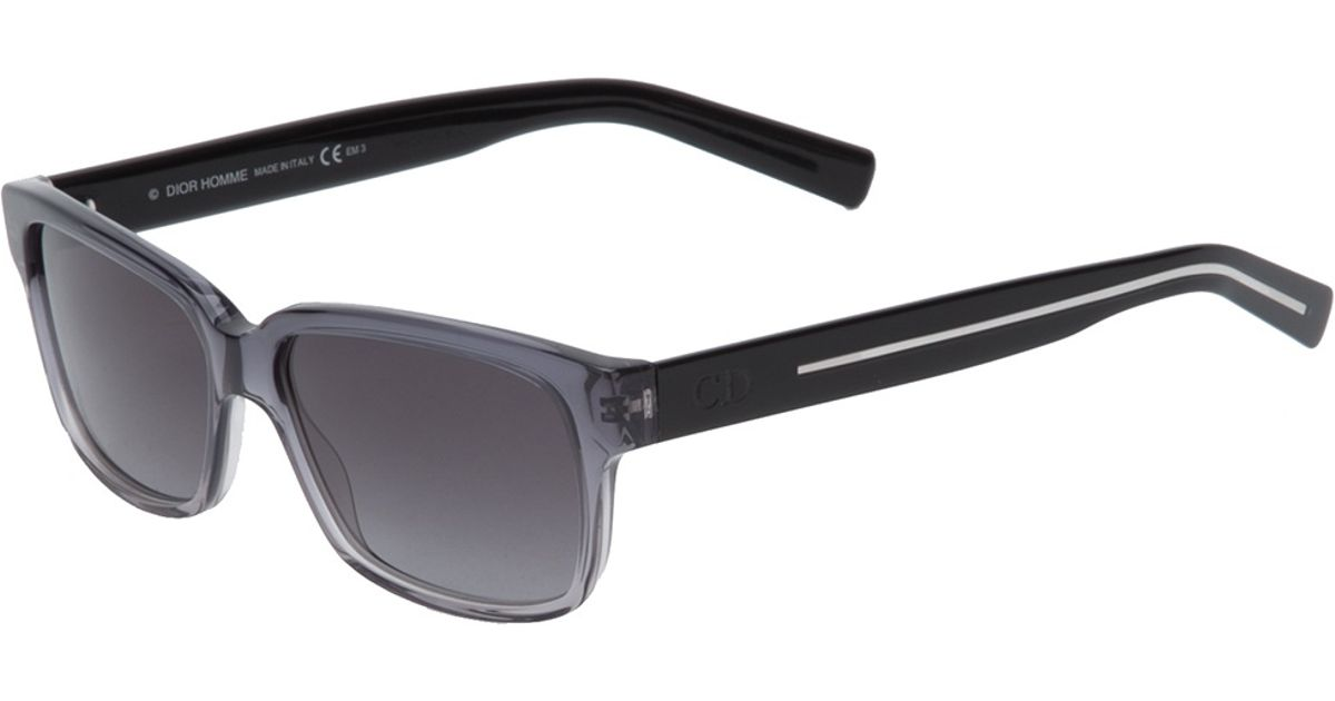 c783070daa7dc Dior homme Blacktie Twotone Sunglasse for Men