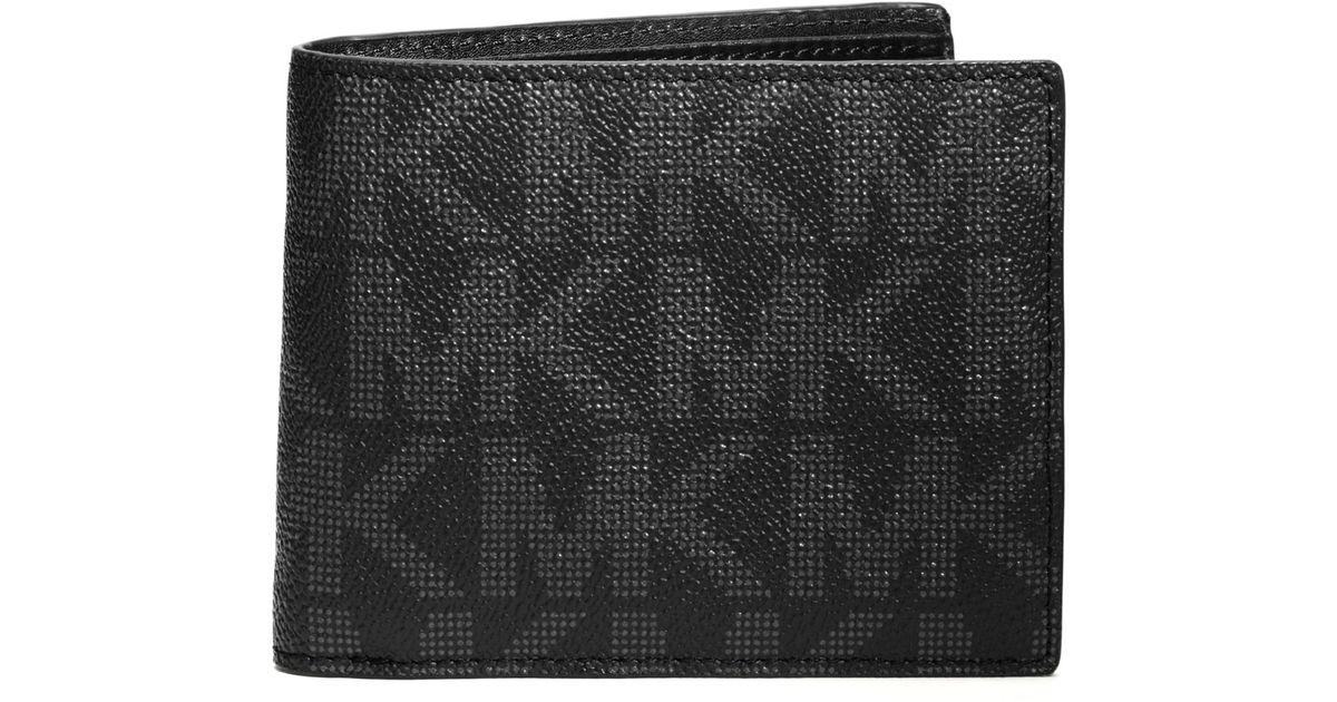 51fd2170b921 Michael Kors Bifold Logo Wallet Womens | Stanford Center for ...