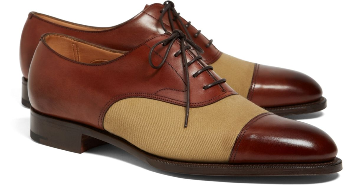 Brooks Brothers Womens Oxford Shoes